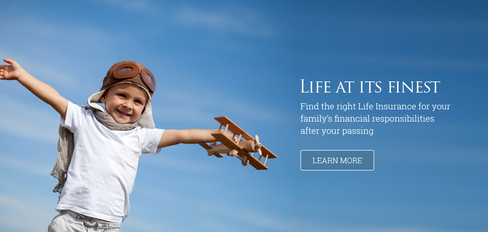 Life at its finest - Child playing with an airplane